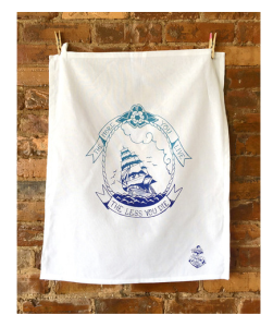 Set of Tea Towels by Double Dutch Press