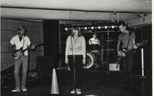 Pylon, August 22,1979 Hurrah, New York, New York by Jimmy Ellsion04122017